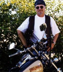Brian Hill, Harley Davidson